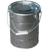 Cheap Ferrous Aluminate Cement Testing Equipment , Cement Sample Bucket 7.5 / 8L for sale