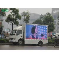 Cheap 6mm Pitch Outdoor Mobile Car LED Sign Display Advertising Truck Movie Video For Media for sale