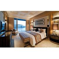 Best Wooden Commercial Hotel Interior Furniture 5 Star With Modern Style Non Toxic wholesale