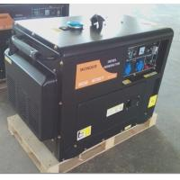 Best low price  portable type 5kw silent diesel generator air cooling  home use hot sale wholesale