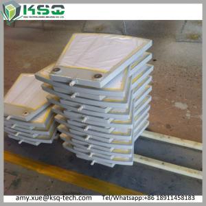 China Compact Disc Ceramic Vacuum Filter Micropore Ceramic Filter Plate on sale