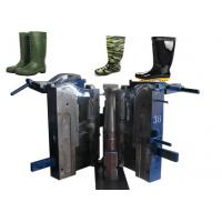 China 800 Kg 1/2 color Plastic PVC Rain Boot Mould Shoe Sole Mold For Safety Boot Mold Maker on sale