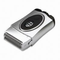 Best Battery Operated Electric Shaver with 2 Rapid Reciprocating Blades wholesale