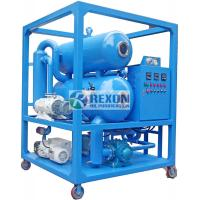 China Old Transformer oil regeneration system, Used transformer oil recycling plant ZYD-I-150(9000LPH) on sale