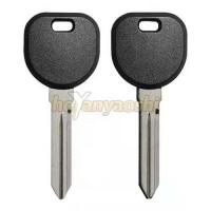 China Pure Brass + Plastic GM Transponder Key / ILCO B99-PT GM Master Car Chip Key PK3 690898 on sale