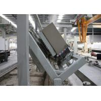 Best Bottom Cleaning Tilt Table AAC Block Cutting Machine for Autoclaved Aerated Concrete Plant wholesale