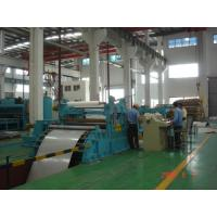 Best 12mm High Speed Hydraulic Cut To Length Line Machine For Steel Painted Coil wholesale