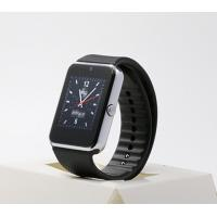 High Quality GT08 350mAh Android Smart Watch Phone black 1.54inch MTK6261