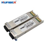 Best High Performance 10G XFP Transceiver 20km With SM Bidi LC 1330nm 1270nm wholesale