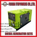 Best 9.2kw/11.5kva Laidong Diesel Generator Set on sale wholesale