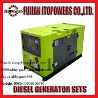 Best 9.2kw/11.5kva Laidong Diesel Generator Set on sale wholesale