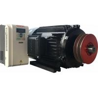 Best V/F Washing Machine Ac Induction Motor 4hp Cast Iron 0.75KW-30KW Rated Power wholesale