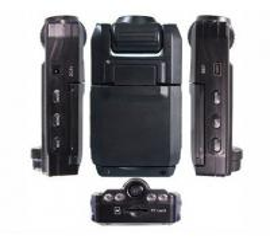 China Auto-ecording 2.0 Mega Pixels Dual Camera Car Dvr with 1/4 color CMOS Image Sensor on sale