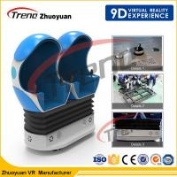 Best 12 Effects Digital 9D Action Cinemas Luxury 3 Seat For Shopping Mall wholesale