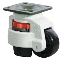 Buy cheap Adjustable leveling casters from wholesalers