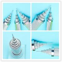 Best No Insulated Aluminum Wire Multi Strand Cable Wire 0.6 / 1KV Low Voltage Poppy wholesale