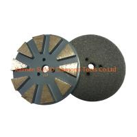 China Stonekor Grinder Concrete Grinding Disk With Straight Edge Segments on sale
