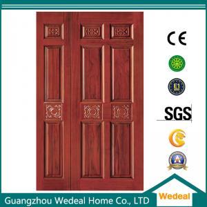 Best pvc laminated door Yellow Wooden Interior Door For Room/Hotel/Villa In High Quality wholesale