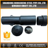 Best 50 mm sonic pipe with rubber gasket/bottom cap wholesale