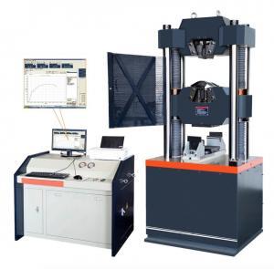 Best Computerized Hydraulic Tensile Testing Machine of Steel 6KN - 300KN wholesale
