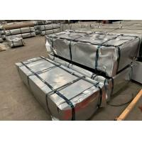 Best 600~1250mm Or As Per Your Request 30-275g/m2 Galvanized Steel Corrugated Roof Panel wholesale