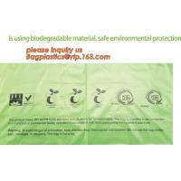 Best Compostable Cornstarch Biodegradable Recycling Bags 100% Environment Friendly wholesale