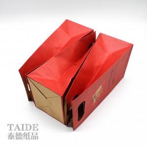 Best CMYK Printed 120g 150g 180g Brown Kraft Paper Gift Bags wholesale