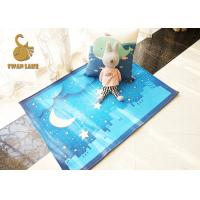 Buy cheap Washable Kitchen Rugs Non Skid , Country Area Rugs With Non Skid Backing product
