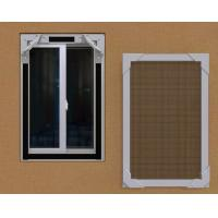 Best Anti strong wind mosquito proof DIY Magnetic Fiberglass Insect Window Screen System wholesale
