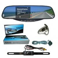 Best Car bluetooth handsfree kit with rearview mirror(3.5 TFT monitor) BL-BT728 wholesale