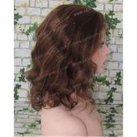 Cheap Body wave human hair lace wigs for sale