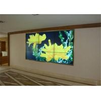 55 Inch Ultra Narrow Bezel HD LED Wall Samsung Industrial Panel Easy Installation