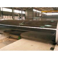 Best 3PE Three Layer Coated Steel Pipe , DIN30670 Coated Gas Pipe Underground wholesale