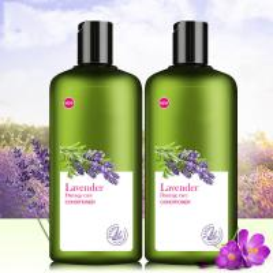 Best Nourishing Anti Dandruff Shampoo / Lavender Scented Shampoo Mild Creamy Formula wholesale
