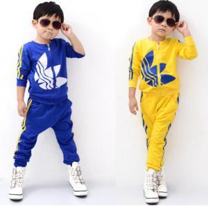 China Boys Sport Sets on sale