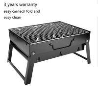 Best High Quality  Outdoor/indoor Steel Grill Portable charcoal Bbq/Camping charcoal Barbecue Grill wholesale