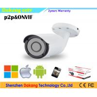 Buy cheap Outdoor VF Bullet camera,1.3MP 960P p2p Cloud IP Network Video Camera product