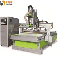 Best HONZHAN HZ-ATC1325B Automatic Tool Changer Woodworking CNC Router for Making Furniture Door wholesale