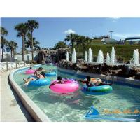 Best Outdoor Restort Childrens Lazy River Water Park Pool for Family Leisure Holidays wholesale