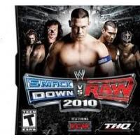 Best New Hot DS Games for all 3DS/DSI/DS Game consoles with Excellent Quality:WWE SmackDown vs. Raw 2010 wholesale