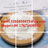 Best 99.8% Purity Nolvadex Fitness Steroids Tamoxifen Citrate Powder For Anti Female Cancer wholesale