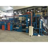 Best Thermal Oil / Gas Heating System Textile Hot Air Stenter Setting Machine wholesale