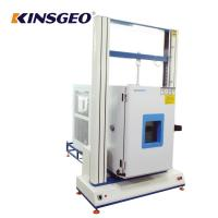 China Class 0.5 20%RH~98%RH Auto Fabric CRE Extension Universal Tensile Testing Machine with Korea TEMI880 on sale