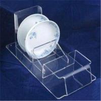 Acrylic display stands for plates images for How strong is acrylic glass