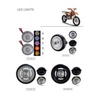 Best Modification Led Motorcycle Headlamps ABS Plastic Material General Purpose wholesale