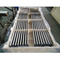 Best Mill Finished Heat Exchanger Tubes TP304L Stainless Steel U Bend Tube wholesale
