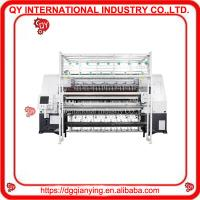 China High-speed Computerized Chain Stitch Multi-needle Quilting Machine on sale