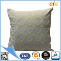 Best Fashion Cotton Embroidery Decorative Pillow Cover / Sofa Throw Pillows wholesale