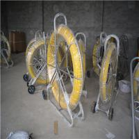 Buy cheap fiberglass cable duct rodders, conduit duct rod, cable push puller from wholesalers