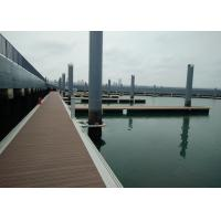 Best Commercial Floating Docks And Marine Floating Bridge Pontoon With Waterfront wholesale